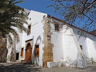 Nossa Senhora do Rosário church (Cidade Velha) Church in Santiago Island, Cape Verde