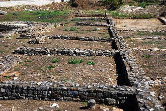 Circello - L'area archeologica di Macchia