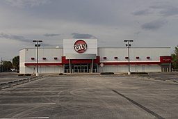 A Former Circuit City Store In Merritt Island Florida Signage Remains Intact As Of January 2016