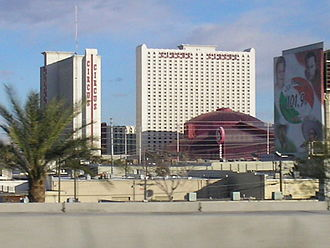 Adventuredome - Circus Circus Las Vegas and Adventuredome in 2008