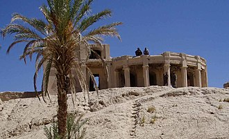 Alexandria Prophthasia - The Citadel of Alexander the Great in Farah, Afghanistan