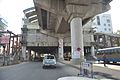 City Centre Metro Station Under Construction - 3rd Avenue - Salt Lake City - Kolkata 2017-04-29 1710.JPG