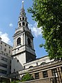 City parish churches, St. Bride Fleet Street - geograph.org.uk - 864025.jpg
