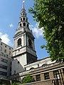 City parish churches, St. Bride Fleet Street - geograph.org.uk - 864025.jpg