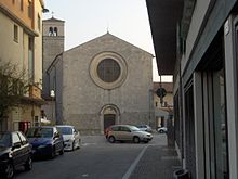 La chiesa sconsacrata di San Francesco