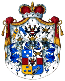 Clary und Aldringen noble family