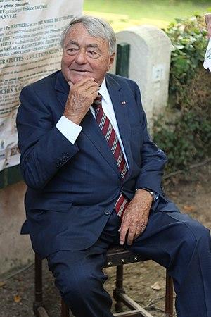 Claude Lanzmann - Lanzmann in 2014