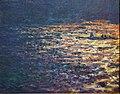 Claude monet, waterloo bridge, effetto di luce solare, 1900 ca. (datato 1903) 02 riflessi sull'acqua.jpg