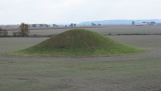 Cleiman Mound and Village Site United States historic place