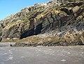 Cliffs, Graig Ddu - geograph.org.uk - 1002044.jpg
