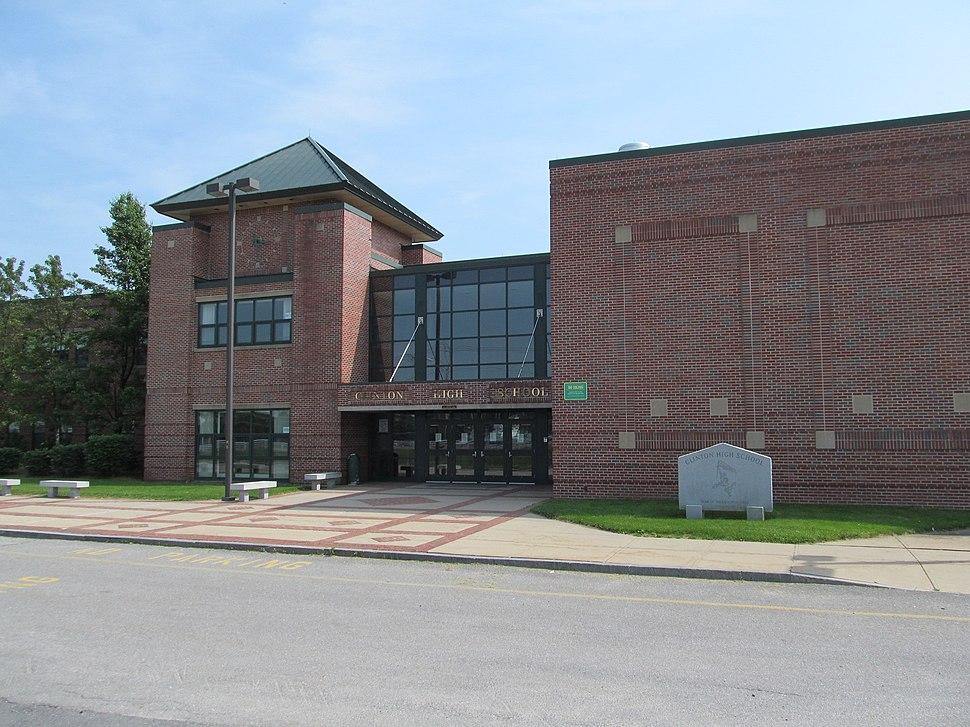 Clinton High School, Clinton MA