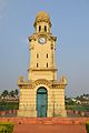 Clock Tower - Hazarduari Complex - Nizamat Fort Campus - Murshidabad 2017-03-28 6442.JPG