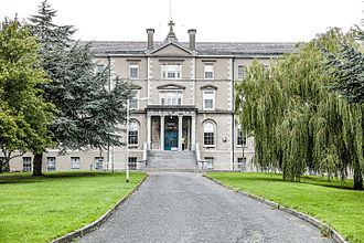 Holy Cross College (Dublin) - Image: Clonliffe College
