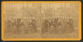 Club Girls of Friend's School, Providence, R.I, from Robert N. Dennis collection of stereoscopic views.png