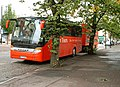 Coaches, College Square North, Belfast (15) - geograph.org.uk - 1450814.jpg
