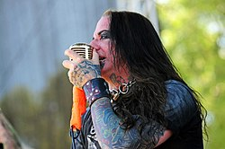 Coal Chamber @ Claremont Showgrounds (5 3 2012) (7005619203).jpg