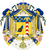 Coat of Arms of Louis-Alexandre Berthier.svg