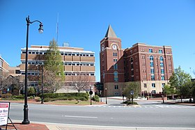 Cobb County Courthouse, Marietta April 2017.jpg