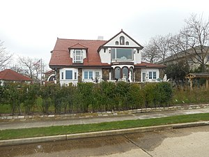National Register of Historic Places listings in Hempstead (town), New York - Image: Cobble Villa; Long Beach, New York 5