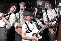 Die Band Cobblestones