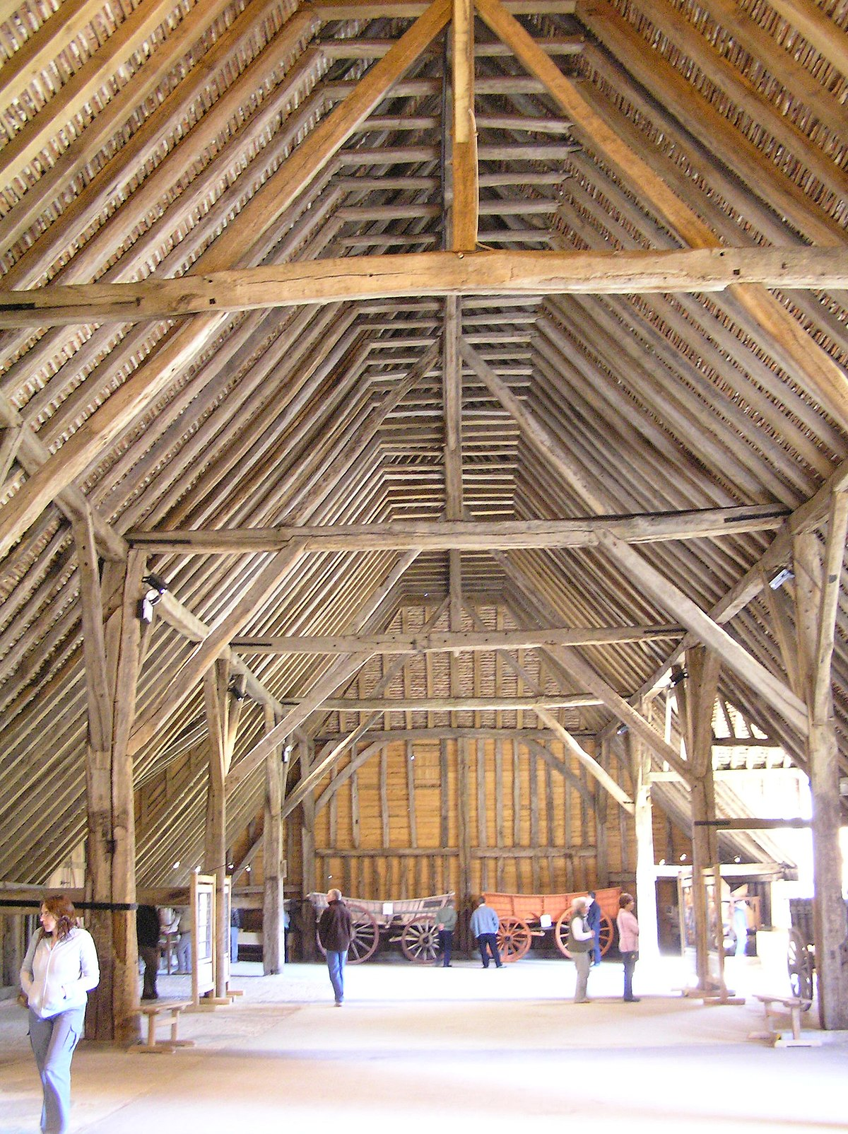 Grange Barn Coggeshall Wikipedia