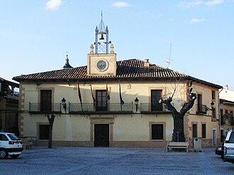 Cogolludo - Image: Cogolludo Ayuntamiento