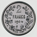 Coin BE 2F Leopold II rev FR 37.png