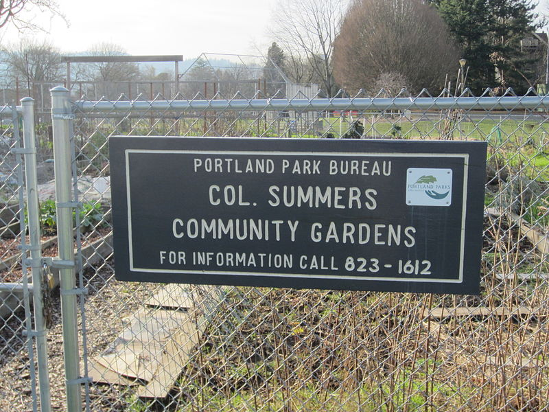 FileCol Summers Community Gardens Portland OR 2012jpg
