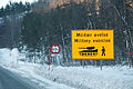 Cold Response 2010 - road sign in Norway.jpg