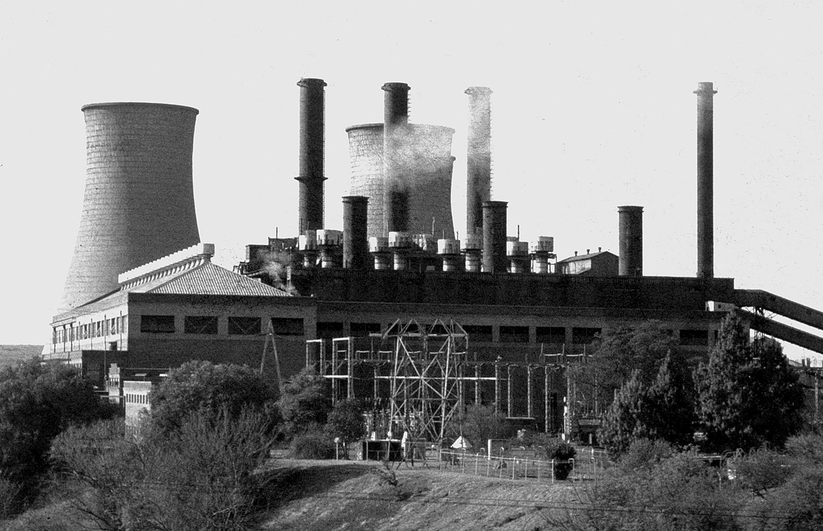 Colenso Power Station Wikipedia