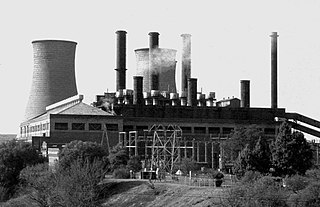 Colenso Power Station