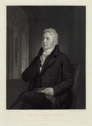 Samuel Taylor Coleridge at age 42