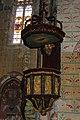 Collégiale St. Vincent à Montréal (Aude)-Chaire 01.jpg