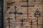Collection of sacred art in Historical Museum in Trakai 31.JPG
