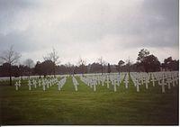 Colleville cmentarz