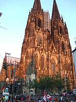 Cologne Cathedral WYD 2005, Germany - panoramio.jpg