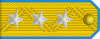 Colonel General of the Air Force rank insignia (North Korea).svg