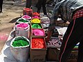 Colors for sale in the market, Giridih, Jharkhand, India 01.jpg