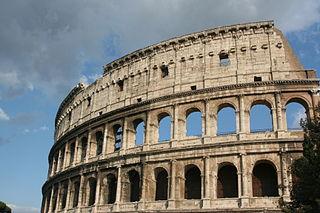 Colosseum in Rome 2009