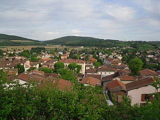 Communay,  Auvergne-Rhône-Alpes, France