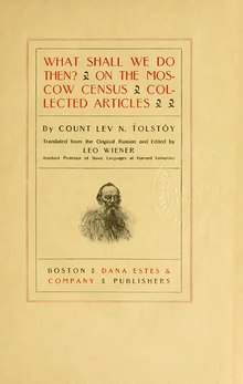 Complete Works of Count Tolstoy - 17.djvu