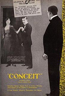 <i>Conceit</i> (film) 1921 film