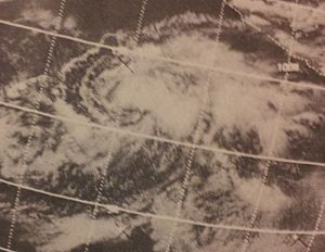 1970 Pacific hurricane season - Image: Connie Jun 1719702222z