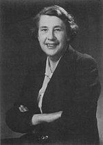 Constantia Elizabeth Maxwell (1886-1962) the first woman appointed to the academic staff of Trinity College Dublin.jpg
