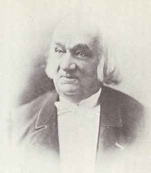 Constantin Héger - Héger in later years