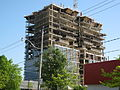 Construction at King and Parliament streets, viewed from Berkeley Street, Toronto -b.jpg