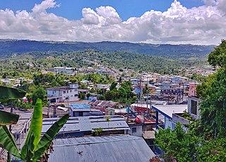 Corozal barrio-pueblo Historical and administrative center (seat) of Corozal, Puerto Rico