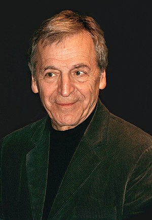 1982 Cannes Film Festival - Costa Gavras, co-winner of the 1982 Palme d'Or