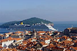 Costa Serena u Dubrovniku