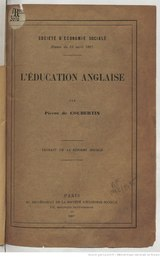 Coubertin L Education Anglaise 1887.djvu